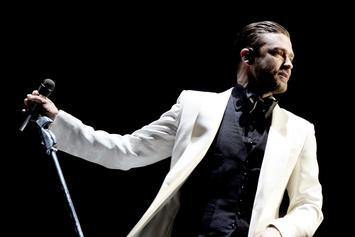"Justin Timberlake Shares ""Man Of The Woods"" Tracklist"