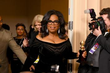 """Oprah Winfrey """"Actively Thinking"""" About 2020 Presidential Run: Report"""