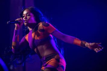 """Azealia Banks Says """"Fantasea II"""" Project Is Dropping In March"""