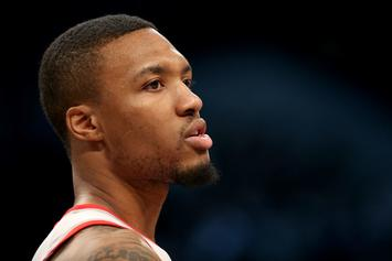 Damian Lillard Confronts Chris Paul After CP3's Late-Game Layup