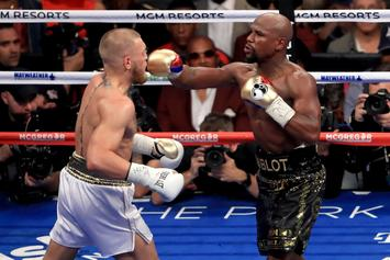 Floyd Mayweather Takes Shot At Conor McGregor Over Irish Mafia Rumors