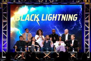 """""""Black Lightning"""" Trailer Debuts Ahead Of The Show's Premiere"""