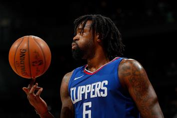 Stephen A. Smith: DeAndre Jordan Wants To Be Traded To Rockets
