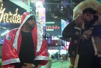 "Joell Ortiz & Fred Da Godson Take Over Times Square In New Video ""Talk Dat"""
