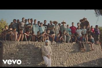 "French Montana Visits Morocco In New Music Video For ""Famous"""