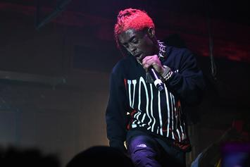 "Lil Uzi Vert Vows To Return To His ""Raw Talent"" In 2018"