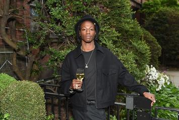 """Joey Bada$$ """"Devastated"""" Becomes His First Platinum Certification"""