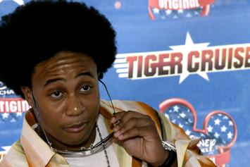 """""""That's So Raven"""" Star Orlando Brown Arrested Following A Domestic Dispute"""