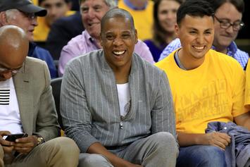 """Jay-Z's """"Smile"""" To Be Recognized at GLAAD Media Awards"""