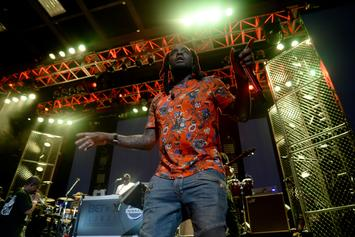 """Wale Tries To Sell Mixtape To Pete Holmes In Funny """"Crashing"""" Clip"""