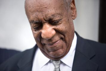 Bill Cosby Performs First Stand-Up Set Since Sexual Assault Scandal