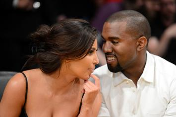 Kanye West & Kim Kardashian's Daughter Has Personalized Clothing