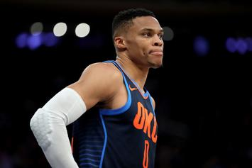 Russell Westbrook Throws Shade At Damian Lillard Over Paul George Snub
