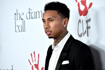"""Tyga Stands By His Controversial """"Kyoto"""" Album Artwork"""