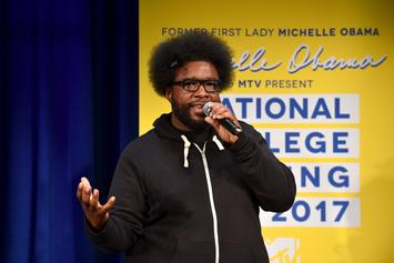 Questlove & NBC Reportedly Sued After Firing Cameramen Because Of A Racist Text