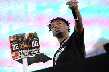 """Metro Boomin Unfazed By """"Producer Of The Year"""" Grammy Snub"""