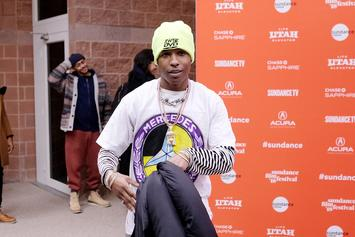 """A$AP Rocky Broke His Nose While Shooting Upcoming Film """"Monster"""""""