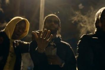 """Young Thug Joins Gunna & Hoodrich Pablo Juan In New Video For """"Almighty"""""""