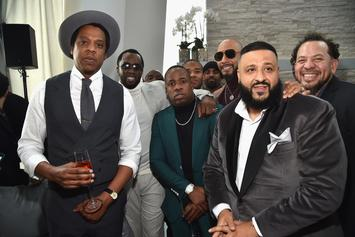 Jay-Z, Beyoncé, Diddy, Many More Get Together At Pre-Grammy Roc Nation Brunch