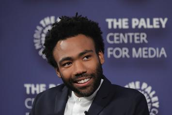 Watch Childish Gambino Freestyle At Pre-Grammys Show In New York