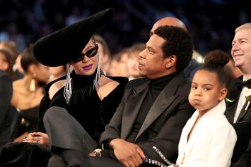 Blue Ivy Lays Down The Law Over Jay-Z & Beyonce's Clapping Habits