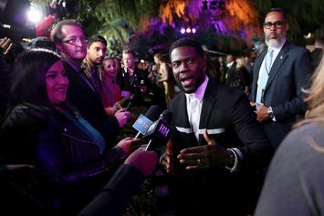 """Kevin Hart Expands """"Irresponsible Tour,"""" Adds 100 New Dates"""
