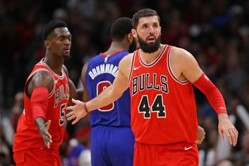 Chicago Bulls Agree To Trade Nikola Mirotic