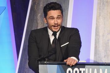 James Franco's High School Mural Removed Due To Sexual Misconduct Claims