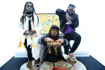 Migos Tie The Beatles For Most Simultaneous Hot 100 Entries Among Groups