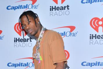 Travis Scott Spotted For First Time Since Welcoming Baby Girl With Kylie Jenner