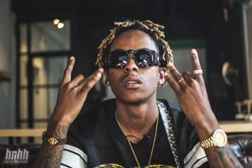 """Rich The Kid Makes Hot 100 Debut With """"New Freezer"""" Feat. Kendrick Lamar"""