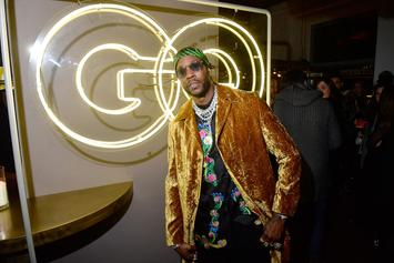 """2 Chainz Is Back To Playing Basketball, Sinking Shots To Make His """"Momma Proud"""""""