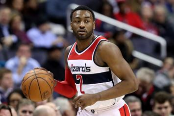 John Wall's Adidas Deal Permits Him To Collab With Kanye, Pharrell