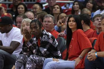 Travis Scott & Kylie Jenner Reportedly Not Moving In Together