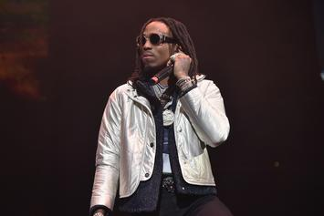 NYPD Reportedly Ready To Arrest Quavo Following Club Brawl
