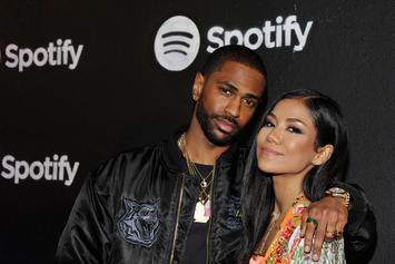 Jhene Aiko Gets Explicit With Her Comments On Big Sean's Instagram Photo