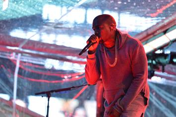 "Kanye West Reportedly Refiling ""Red October"" Trademark"