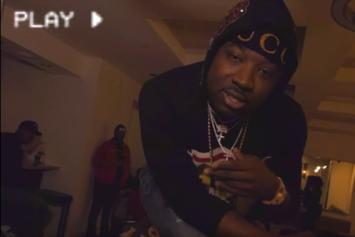 """Troy Ave Takes Over Las Vegas' Mandalay Bay In New Video """"Proud Of Me"""""""