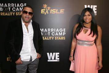 Benzino Apparently Smacked Upside The Head By Baby Moms, Leading To Arrest