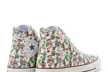 """""""Toy Story"""" & Converse Collaborate On New Sneaker Collection"""