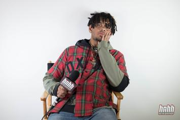 Smokepurpp Receives 1017 Chain From Gucci Mane
