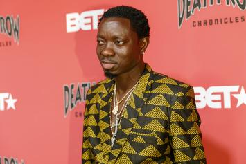 """Michael Blackson On Blac Chyna: """"Stop Calling Her A Hoe"""""""