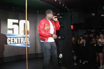 """50 Cent Says His BMF Show Is Better Than """"Power"""""""