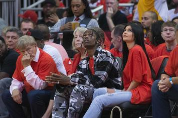 Kylie Jenner & Travis Scott's Baby Stormi Looks Just Like Mom