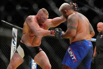 Brock Lesnar Ready For UFC Comeback According To Manager