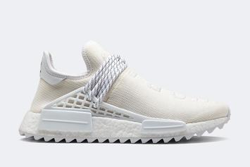 """Pharrell x Adidas """"Blank Canvas"""" Collection: Purchase Links"""