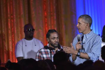 How The Relationship Between Hip-Hop & Politics Has Evolved