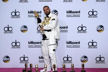 """Drake's """"God's Plan"""" Becomes First Song To Hit 75M U.S. Streams In 5 Separate Weeks"""