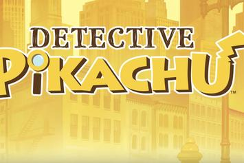 """""""Detective Pikachu"""" For Nintendo 3DS Drops Another Trailer"""