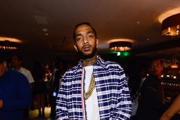 Nipsey Hussle Says Joint Project With YG Is Still Coming